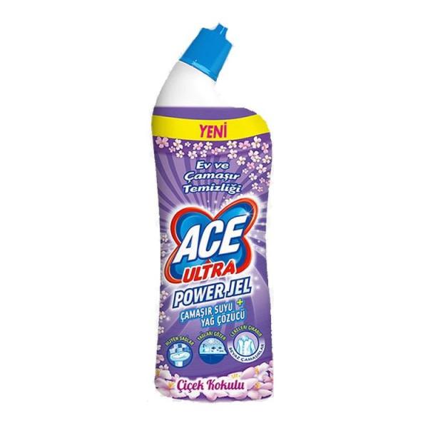 Ace Ultra Yogun Camasir Suyu Cicek Kokulu 750 ml