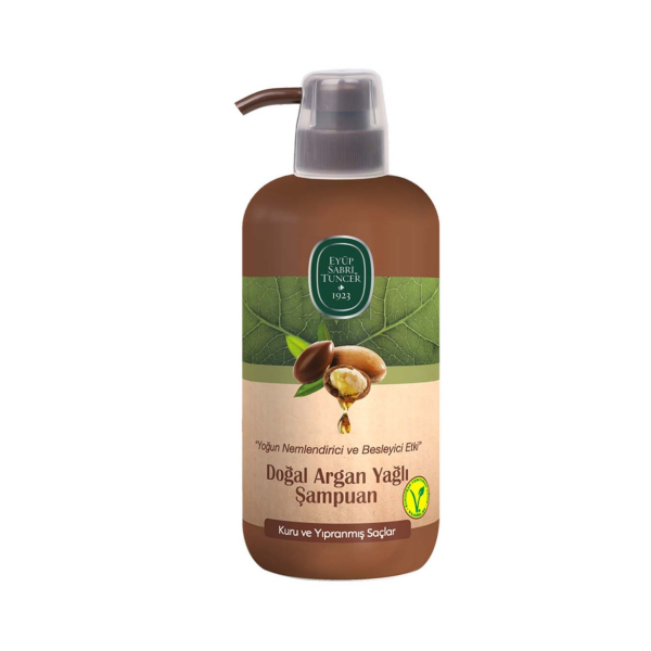 Eyüp Sabri Tuncer Arganöl Shampoo 600 ml