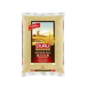 Duru Köftelik Ince Bulgur (Cig Köftelik) 1 kg