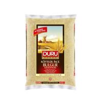 Duru Köftelik Ince Bulgur (Cigköftelik) 1kg - Duru Hartweizengrütze Extra Fein 1 Kg