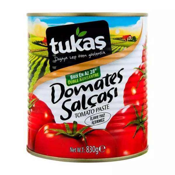 Tukas Domates Salcasi - Tomatenmark 830 g