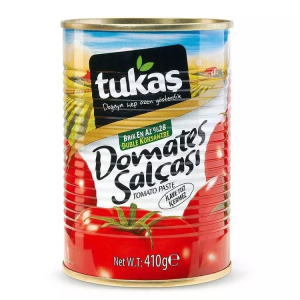 Tukas Domates Salcasi - Tomatenmark 410 g