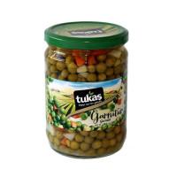 Tukas Garnitür - Gemüse Beilage 560 g