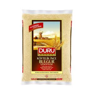 Duru Köftelik Ince Bulgur (Cigköftelik) 5 kg -...