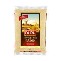 Duru Köftelik Ince Bulgur (Cigköftelik) 5 kg - Duru Hartweizengrütze Extra Fein 5 Kg