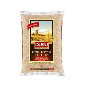 Duru Kepekli Köftelik Bulgur (Kisirlik - Vollkorn) 1 kg