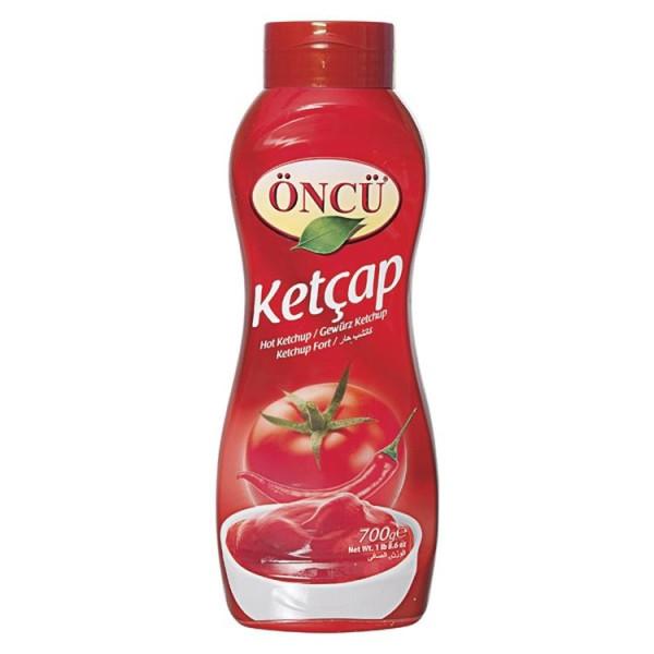 Öncü Ketchup scharf 700 g