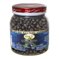 Öncü Siyah Zeytin - Schwarze Oliven M 1 kg