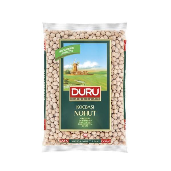 Duru Kocabasi Nohut - Kichererbsen (9 mm) 1 kg
