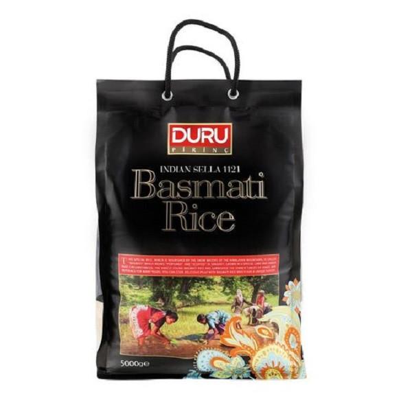 Duru Basmati Pirinc 5 kg - Duru Basmati Reis 5 Kg