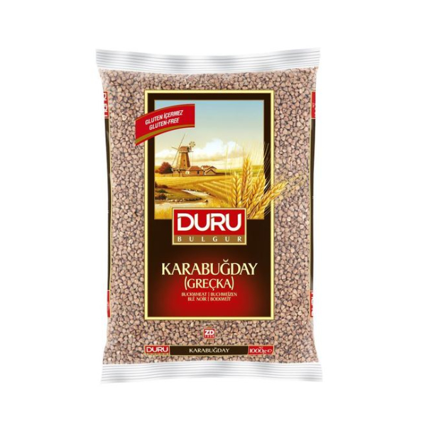 Duru Karabugday - Buchweizen 1 kg