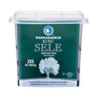 Marmarabirlik Kuru Sele Zeytin - Schwarze Oliven 2XS 400 g