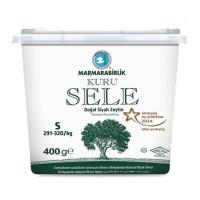 Marmarabirlik Kuru Sele Zeytin 400 g (S 291-320)