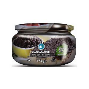 Marmarabirliks Zeytin Ezmesi - Schwarze Olivenpaste 175 g