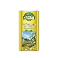 Kristal Natürel Sizma Zeytinyagi - Kaltgepresstes Olivenöl 500 ml