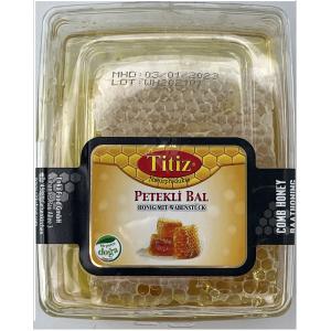 Titiz Petekli Cicek Bali - Honig mit Wabenstück 400 g