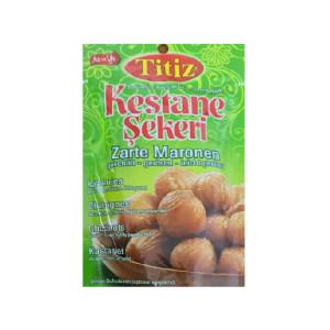 Titiz Kestane Sekeri - Maronen leicht gesüsst 125 g