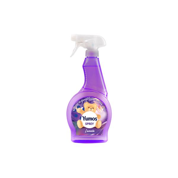 Yumos Lavanta Ferahligi Sprey - Lufterfrischer Raumspray Lavendel 500 ml