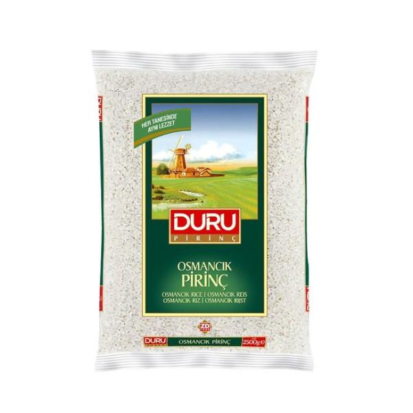 Duru Osmancik Pirinc 2,5 Kg - Duru Osmancik Reis 2,5 Kg