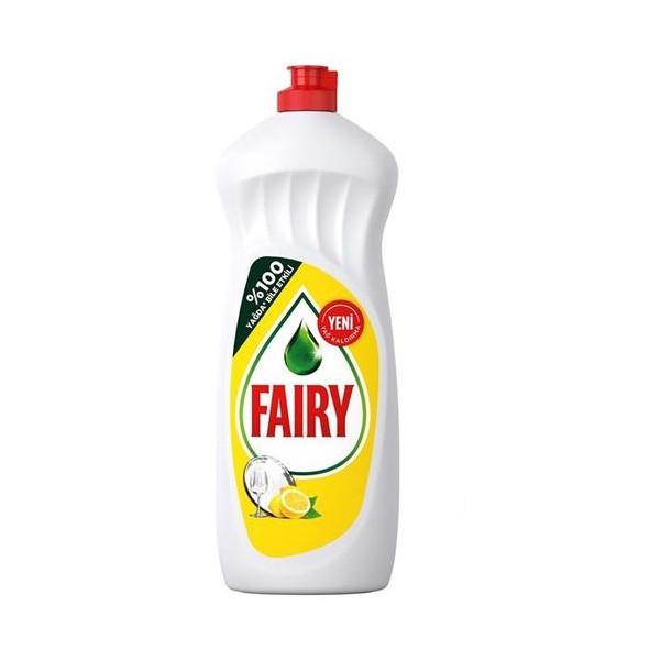 Fairy Bulasik Deterjani Limonlu 650 g