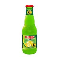 Kinik Wasser Zitrone + Vitamin C mit Kohlensäure 6-er Pack 200 ml
