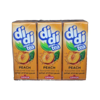 Didi Eistee Seftali - Pfirsich 6-er Pack 200 ml