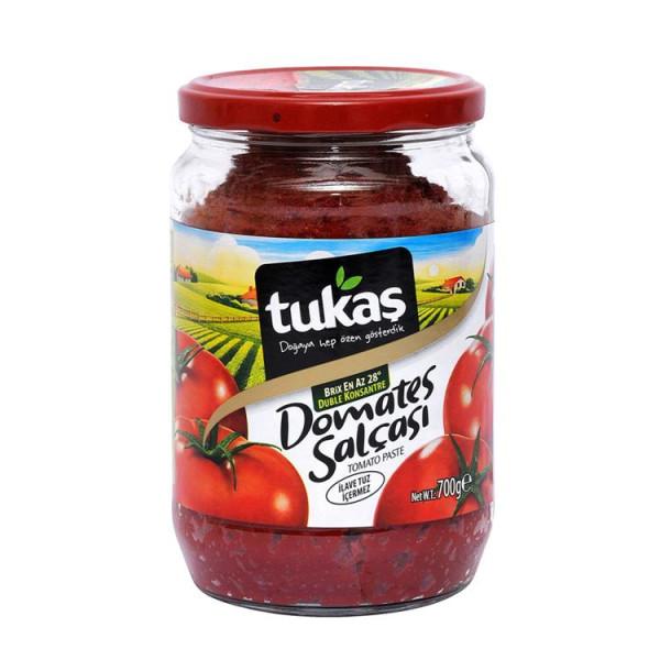 Tukas Domates Salcasi - Tomatenmark 700 g