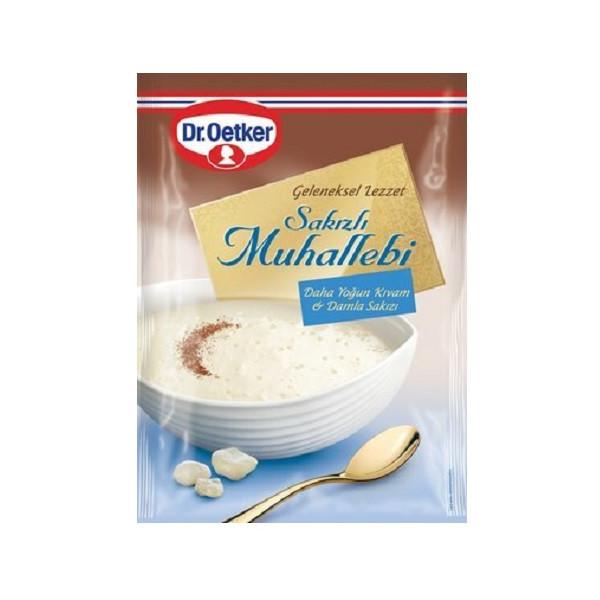 Dr. Oetker Sakizli Muhallebi - Türkischer Pudding mit Mastix 150 g