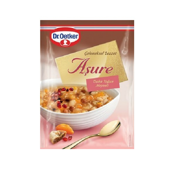 Dr. Oetker Asure - Türkisches Dessert mit Weizen und Hülsenfrüchte 222 g