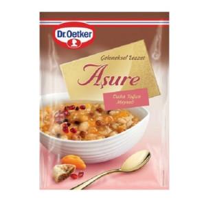Dr. Oetker Asure - Türkisches Dessert mit Weizen und...