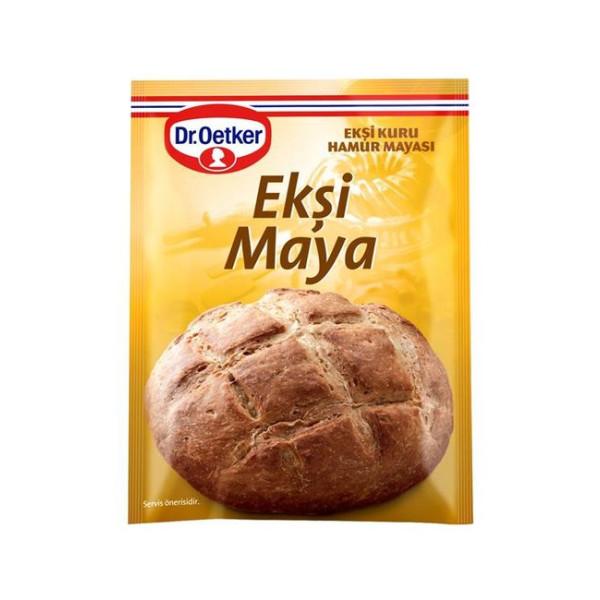 Dr. Oetker Eksi Maya - Saure Trockenhefe 35 g