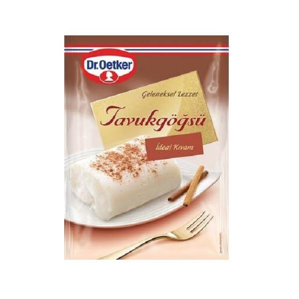 Dr. Oetker Tavukgögsü -Türkischer Pudding 129 g