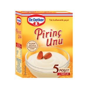Dr. Oetker Pirinc Unu - Reispudding 5 x 35 g
