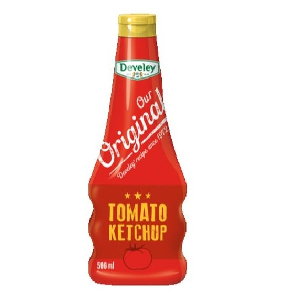Develey Tomato Ketchup 500 ml