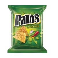 Patos Tortillia Chips Scharf  120 g