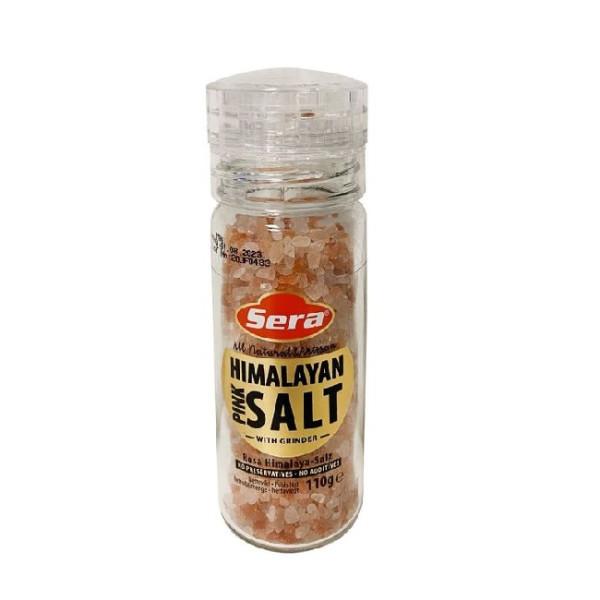 Sera Gewürzmühle Pinkes Himalaya Salz 170 g