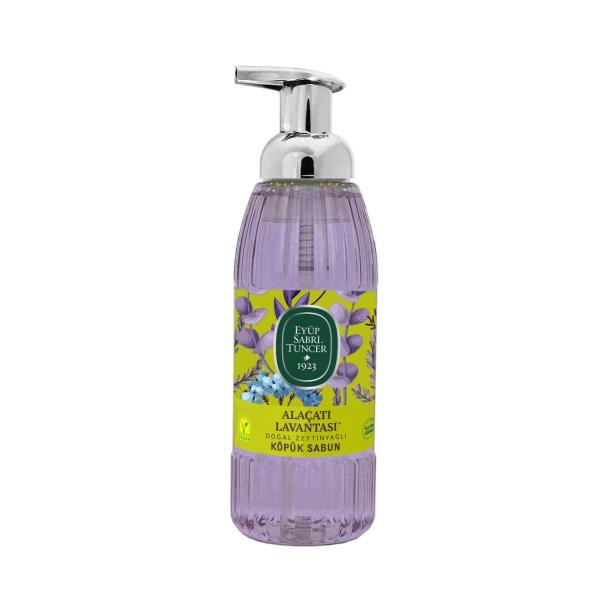 Eyüp Sabri Tuncer Alacati Lavantasi – Lavendel Schaumseife 500 ml