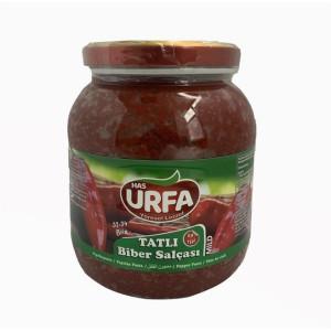 Has Urfa - Tatli Biber Salcasi - Paprikapaste (mild) 1,65 kg