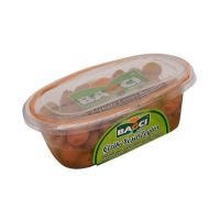 Bagci Yesil Zeytin Cizik - Grüne Oliven angeschnitten 400 g
