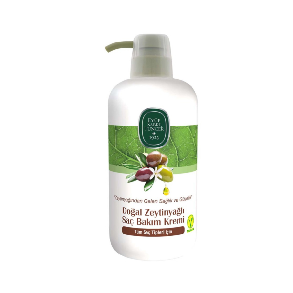 Eyüp Sabri Tuncer Haarkur mit nativem Olivenöl 600 ml