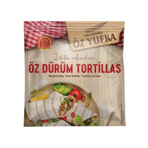 Öz Yufka Dürüm Tortillas - Weizentortilla...