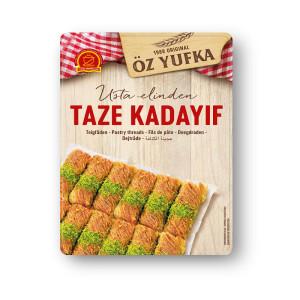 Öz Yufka Taze Kadayif - Teigfäden Engelshaar 500 g