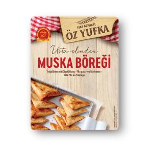 Öz Yufka Peynirli Muska Böregi -...
