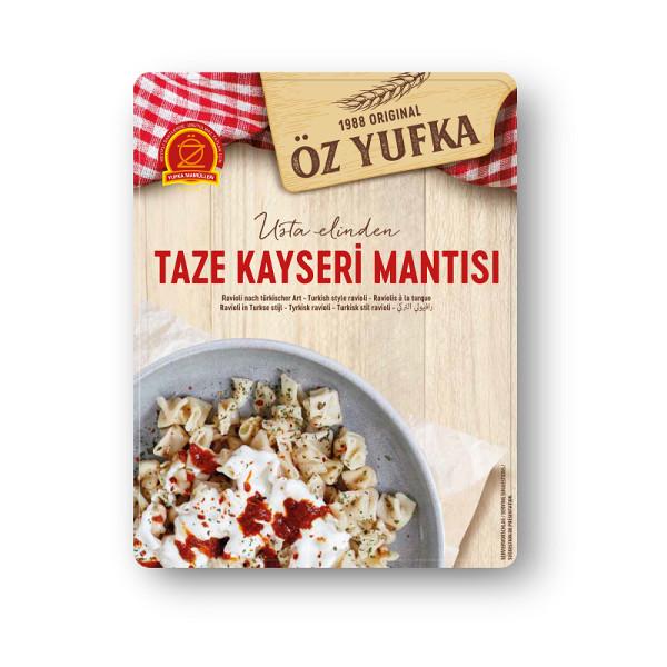 Öz Yufka Taze Kayseri Mantisi - Türkische Tortellini 500 g
