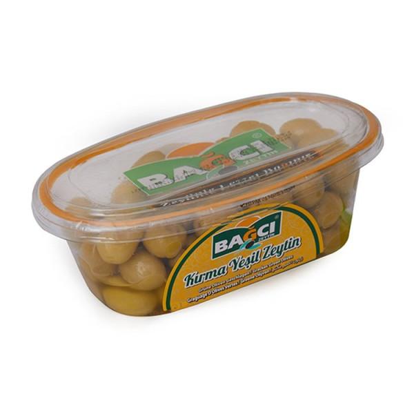 Bagci Yesil Zeytin Kirma - Grüne Oliven geschlagen 400 g