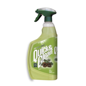 Quick & Clean Temizleyici Cam Yagli -...