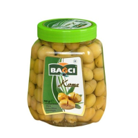 Bagci Yesil Zeytin Kirma - Grüne Oliven geschlagen PET 700 g