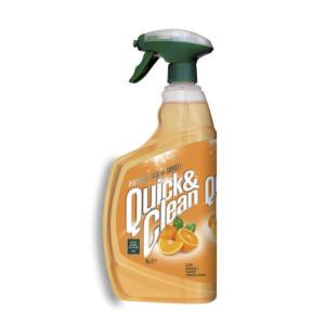 Quick & Clean Temizleyici Portakal Yagi -...