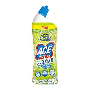 Ace Ultra Power Gel Camasir Suyu ve Yag...
