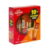 Ülker Cafe Crown 3si1 Arada Sade 3in1 Kaffee Instant 18 G x 10er Pack 180 g